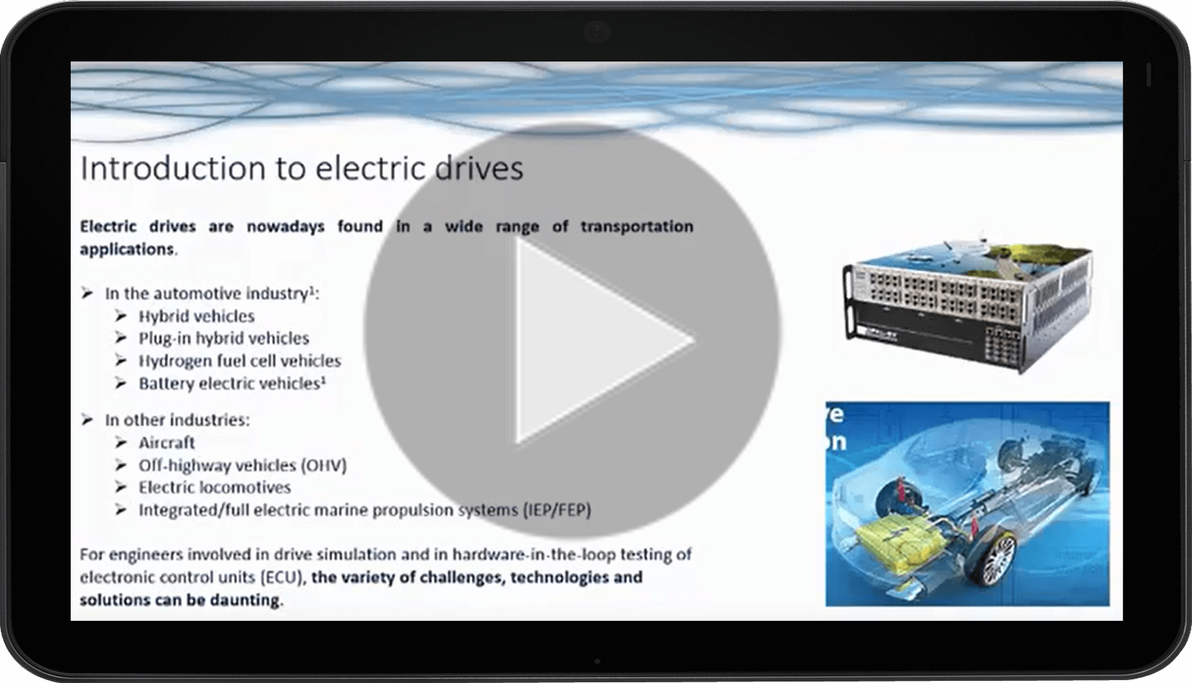 Fpga Electric Machine Library Opal Rt This Excellent Simulator Includes All Components And Electronic Hil Testing Of Transportation Using Ehs Efpgasim Watch The Webinar