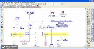 Import Entire Networks - ETAP