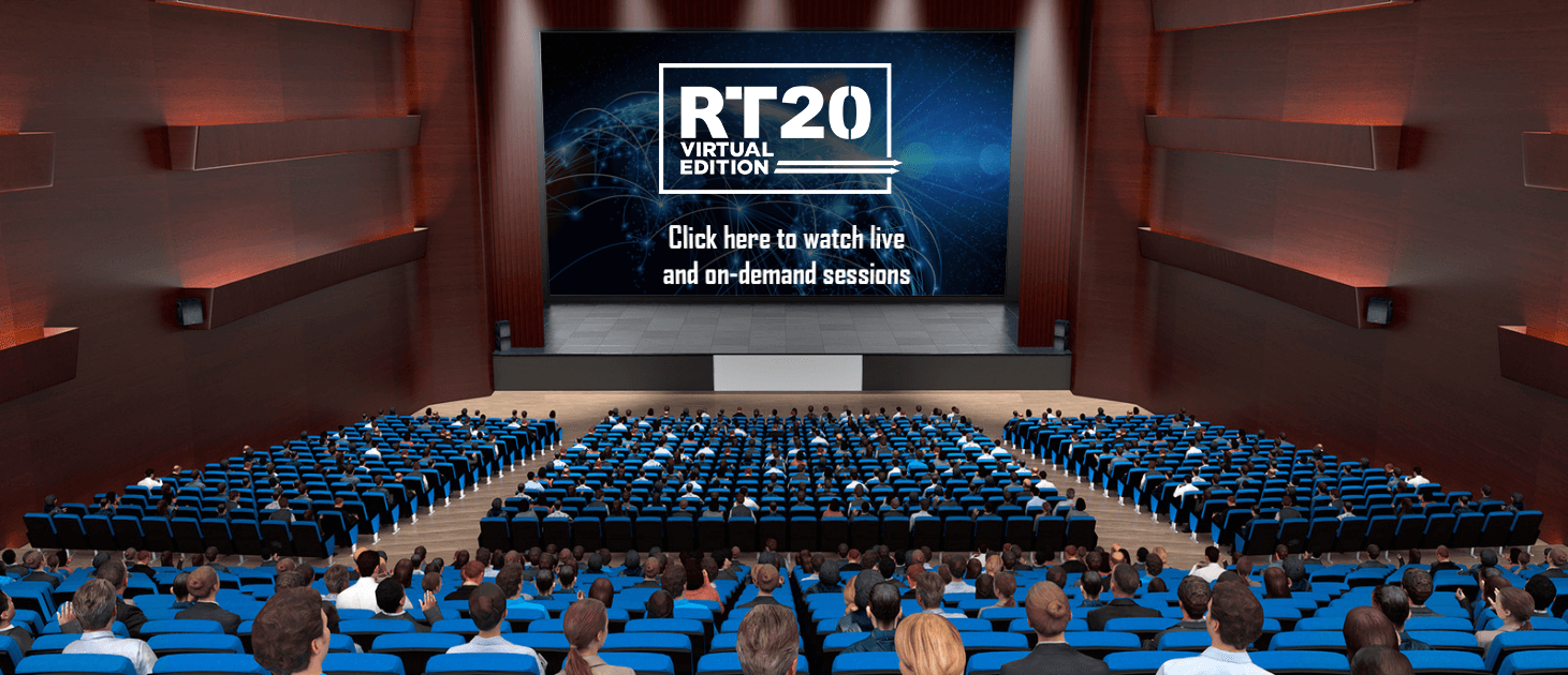 Live & On-demand seminars: Get inspired by renowned experts learning the latest trends in real-time simulation
