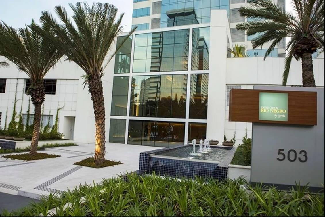 OPAL-RT Brazil office: Alameda Rio Negro, 503, 23º andar - Barueri, SP - Brazil